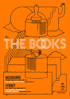 The Books Poster